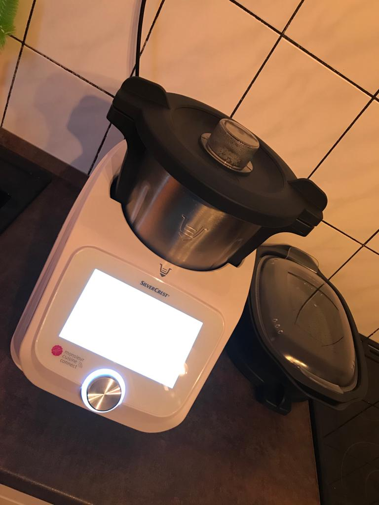 Monsieur Cuisine – Unser kleiner Robokoch