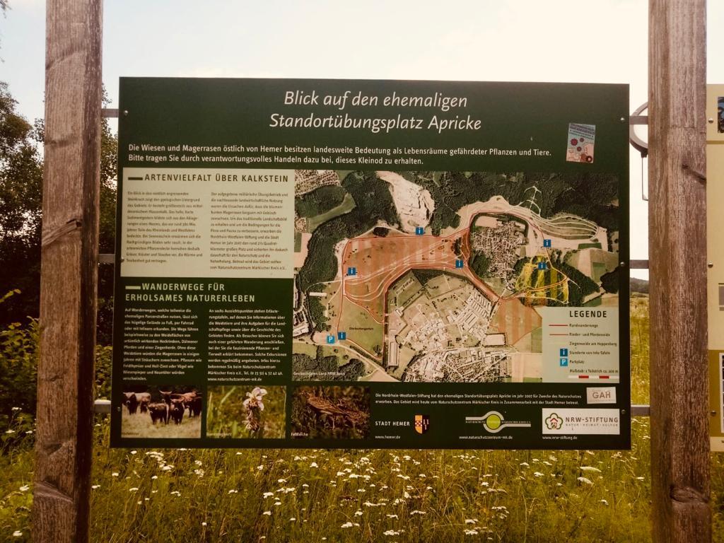 Sauerlandpark Hemer – Wenn sich Kriegsgedanken zu neuen Idealen formen